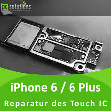 REPARATUR Austausch Touch IC U2401 kein Touch Balken Display oben iPhone 6 / 6+