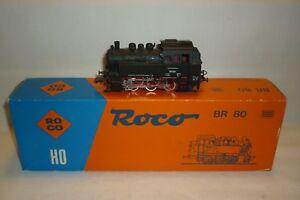 Roco - Gauge H0 - 43208 - Br 80 Steam Locomotive DB 80 033 - Boxed (8.EI-105)