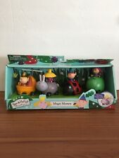 Ben & Holly's Little Kingdom Magic Movers New In Box