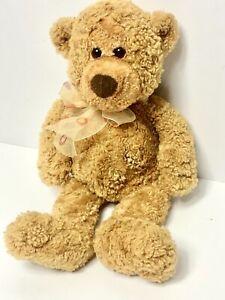 Gund Plush Stuffed Toy Brown Doll Bear Marmalade 15032 Super Soft!