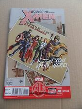 Wolverine And The X-Men (vol 1)  27 AU  . Marvel 2013 - VF