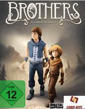 Brothers-a chimiche of two sons Steam descarga digital key código [es] [ue] PC