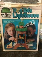 Vintage 1970's Kenner Tree Tots Lighthouse In Original Box