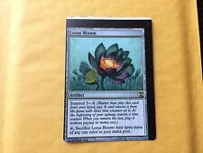 Heavily Miscut Lotus Bloom NORMAL BACK Time Spiral Misprint MTG Magic