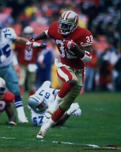 Ricky Watters San Francisco 49ers NFL Football Unsigned Glossy 8x10 Photo C