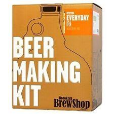 Brooklyn Brew Shop Beer Making Kit - Everyday Ipa - Starter Set 1 Gallon
