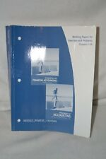 Working Papers, Chapters 1-16 for Needles/Powers/Crosson's Principles of Account