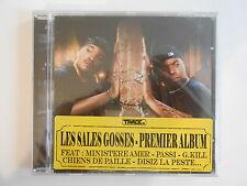 LES SALES GOSSES avec PASSI, CHIENS DE PAILLE, DISIZ- CD ALBUM NEUF PORT GRATUIT