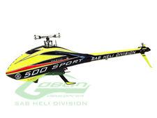 SAB Goblin 500 Sport Line SG514 - Flybarless Helicopter Kit 6S