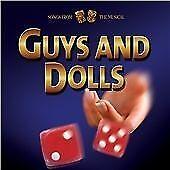 Guys And Dolls CD Album - Stunning - New UK Stock - Gift Idea