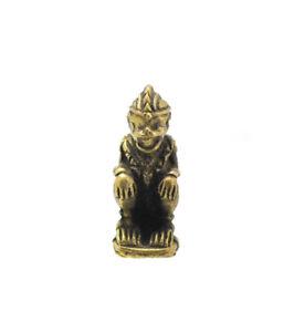 Monkey Head Hermit Life Protection Amulet Talisman D45