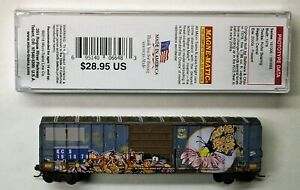 MTL Micro-Trains 25096 Kansas City S (ex B&O) KCS 161079 FW Factory Weathered