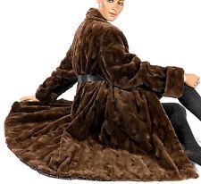 Visone Cappotto Visone Cappotto Pelliccia sheared mink tosate velluto VISONE lussuoso VISONE FUR