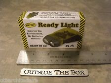"""Mayday """"Ready Light"""" Flashlight Emergency/Survival - No Batteries Dynamo Charge"""