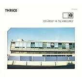 Thrice - Artist in the Ambulance (CD) . FREE UK P+P ............................
