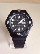 Casio MRW-200H Mens Quartz Watch with black Dial.