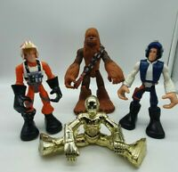Bundle of Star Wars Figures Hasbro 2004/5
