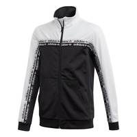 Adidas Tracktop Jacket Bambini FM4393 Black White