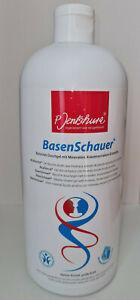 P.Jentschura BasenSchauer Basisches Duschgel + Gratiszugabe + Infos