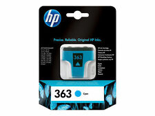 HP 363 Tinte Cyan für Photosmart 8250