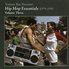 Tommy Boy Presents: Hip-Hop Essential Vol. 3 (Audio CD - 2005) [Explicit]