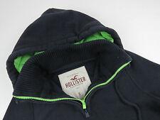 Rl918 Hollister Felpa Con Cappuccio Sudore Felpa con cappuccio originale di prima qualità Mantella Taglia S