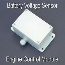 Battery Voltage Sensor Auto Start Controller with programmable engine run timer