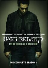 Gang Related: Season 1 (3 Discs 2014) - Ramon Rodriguez, Jay Hernandez, RZA