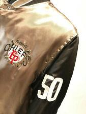 E-POLE Men's Brown Varsity Jacket Size L