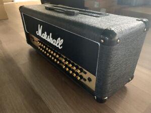 Marshall JVH Series 4-channel JVM410H 100-watt tube head
