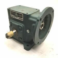 Dodge Tigear Mr94750 E Wy Worm 51 Gear Reducer Torque 420 In Lbs Input 259hp