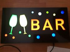 TOP QUALITY RESIN LED BAR SHOP SIGN DISPLAY WINDOW LIGHT
