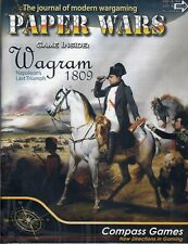 Compass Games: Paper Wars Journal of Modern Wargaming Wagram 1809 #93