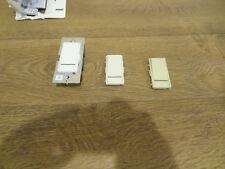 Leviton Vpi06-1Lz, Vizia + Digital 600W Incandescent Dimmer, Single Pole and 3-W