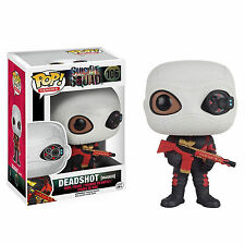 Funko Suicide Squad POP Deadshot Masked Vinyl Figure NEW Toys Collectibles Movie