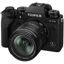 Fujifilm X-T4 26,1MP Fotocamera Mirrorless - Nera (Kit con XF 18-55mm f/2.8-4 Obiettivo)