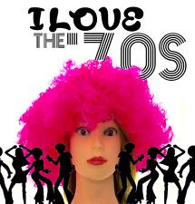 Costumi e travestimenti rosa sintetico per carnevale e teatro