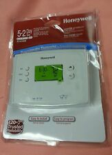 Honeywell 5-2 Day Programmable Thermostat  (Model RTH2300B )-heating/cooling