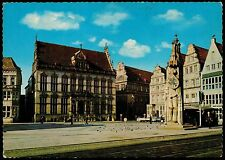 AD2654 Germany - Bremen - Schutting und Roland am Markt