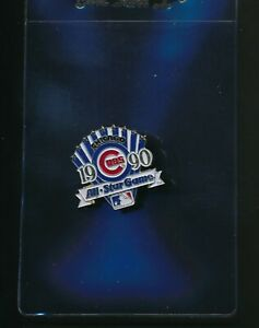 Chicago Cubs 1990 All Star Game Pin *P19