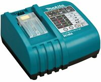 Makita DC18RA 18V Lithium Ion LXT Rapid Charger -Full Factory Warranty BRAND NEW