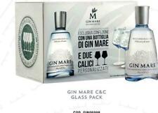 GIN MARE DOUBLE GLASS PACK CL 70 + 2 BICCHIERI PACCO REGALO IDEA