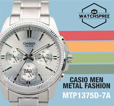 Casio Classic Series Men's Analog Watch MTP1375D-7A