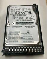 "600GB 10K SAS 2.5"" SAS HARD DRIVE COMPATIBLE HP DL360 DL380 DL385 G8 G9 Gen8 & 9"