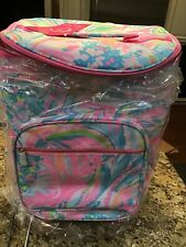 Lilly Pulitzer Rolling Cooler