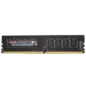 16GB For YRUIS 1x16G PC4 19200U 2Rx8 DDR4 2400MHz 240Pin Memory RAM DIMM Desktop
