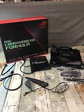 ASUS ROG CROSSHAIR VIII FORMULA Socket AM4/ AMD X570/ DDR4/ 3-Way CrossFireX &