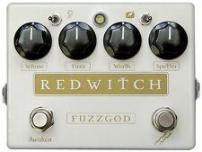 Red Witch Fuzz Dio II