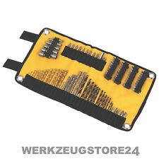 DEWALT Bohrer-bit-set 98-teilig In Tasche Dt7981-qz
