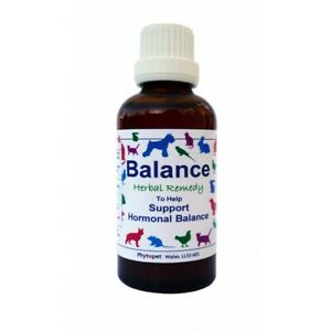 Phytopet Herbal Remedies Balance 100ml Dog/Cat